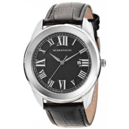 Часы Romanson TL2615MWH BK