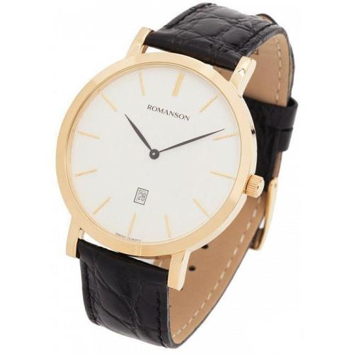 Часы Romanson TL5507XRG WH