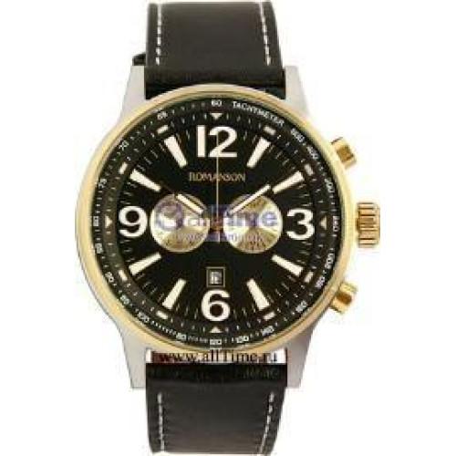 Часы Romanson TL8238HX2T BK