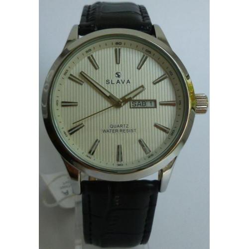 Часы Slava SL10076SWSF