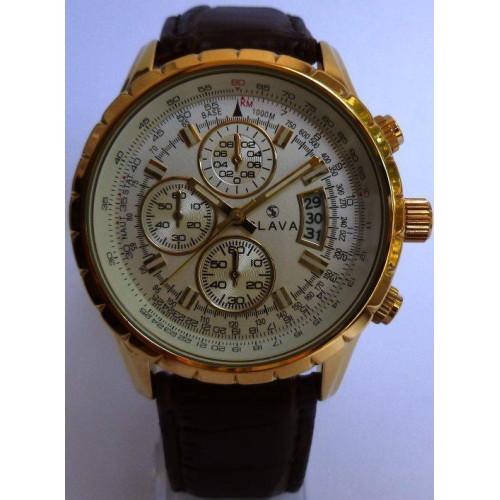 Часы Slava SL10077GWGF