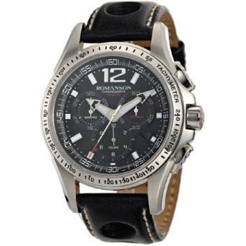 Часы Romanson AL0331HMWH BK