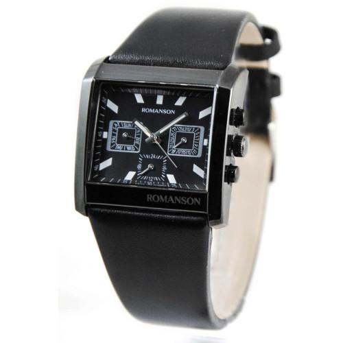 Часы Romanson DL6134MB BLACK