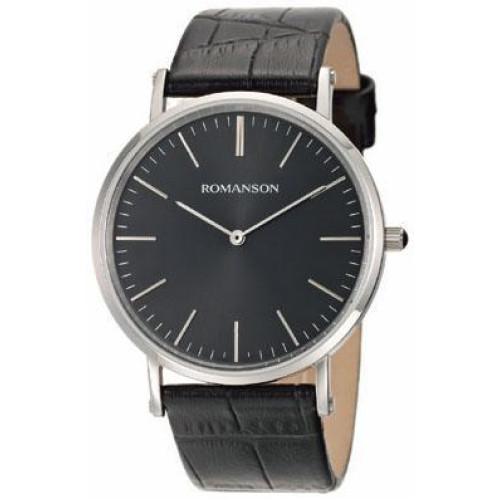 Часы Romanson TL0387MWH BK