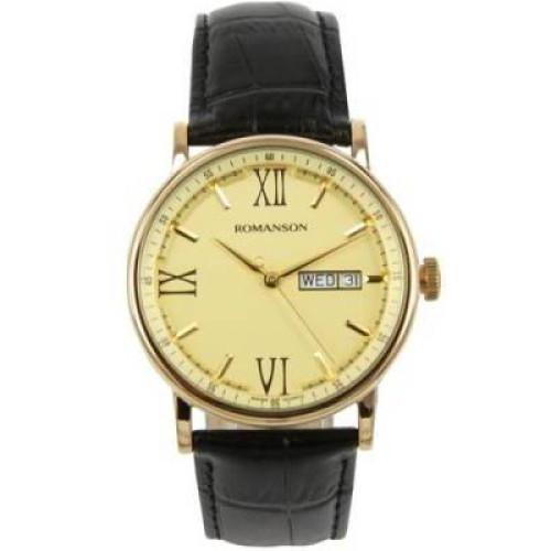 Часы Romanson TL1275MG GD