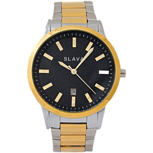 Часы Slava SL10013SGBG
