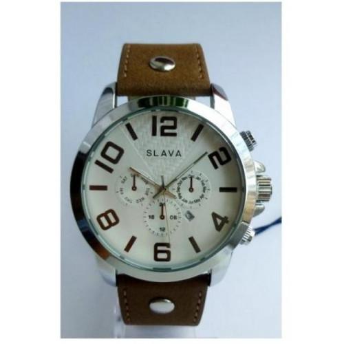 Часы Slava SL10033SWKSF