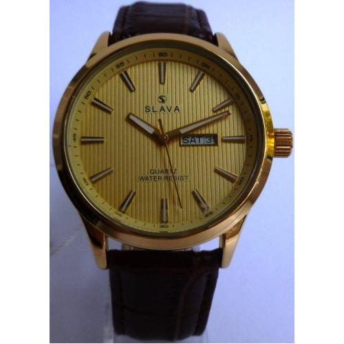 Часы Slava SL10076GGSF