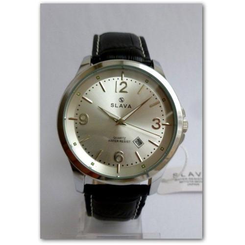 Часы Slava SL10097SSSF