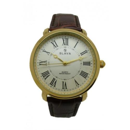 Часы Slava SL10142GW