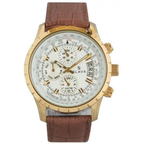 Часы Slava SL10149GWGF