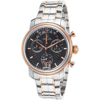 Часы Bulova Accutron 65C110