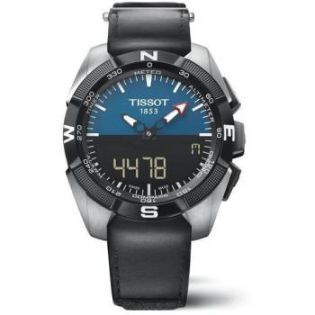 Часы Tissot Expert Solar Perpetual Alarm World Time Chronograph T091.420.46.041.00