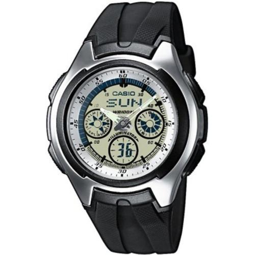 Часы Casio AQ-163W-7B1VEF