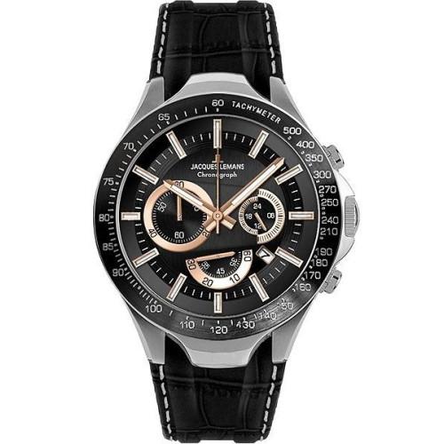 Часы Jacques Lemans 1-1661D