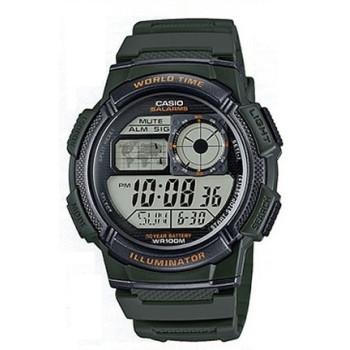 Часы Casio AE-1000W-3AVEF