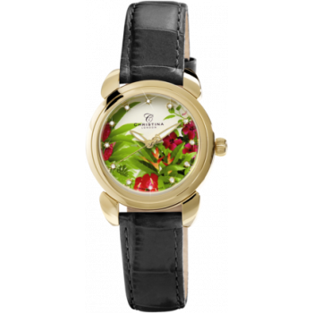 Часы Christina 144GWBL-W