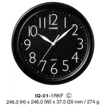 Часы Casio IQ-01-1R