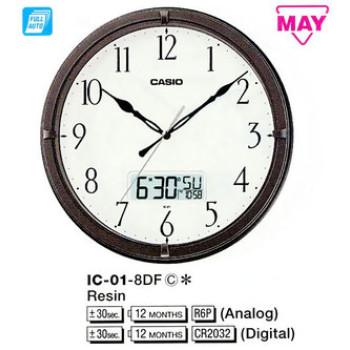 Часы Casio IC-01-8D (А)
