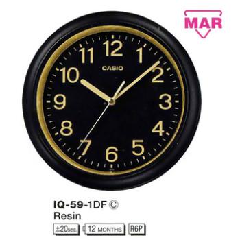 Часы Casio IQ-59-1DF (A)