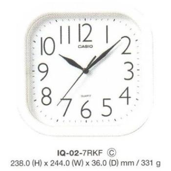 Часы Casio IQ-02-7R