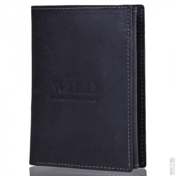 Портмоне Always Wild DNKD1072-MHU-black