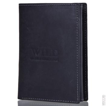 Портмоне Always Wild DNKD1072-MHU-black
