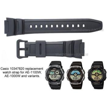 Ремешок для часов Casio AE-1000W, AE-1100W