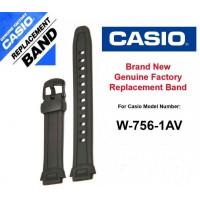 Ремешок для часов Casio W-756-1AV