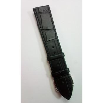 Ремешок для часов SL 10060B.22.02 черн. крок.