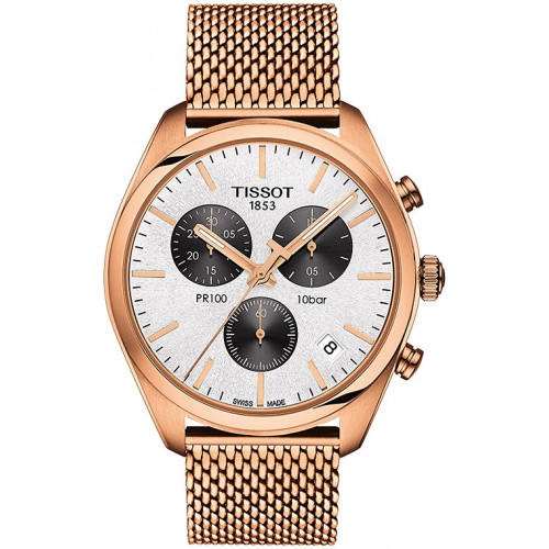 Часы Tissot PR 100 Chronograph T101.417.33.031.01