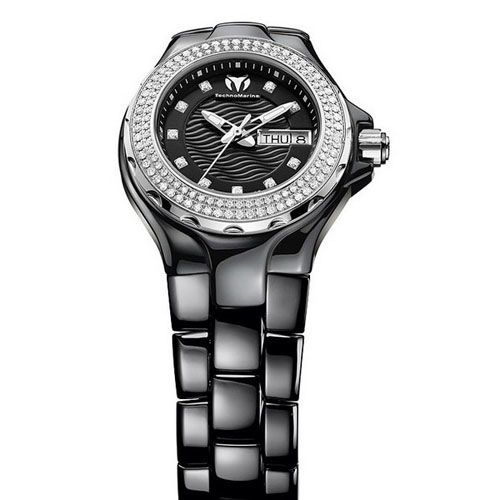 Часы TechnoMarine Cruise Ceramic Diamond TM-111054