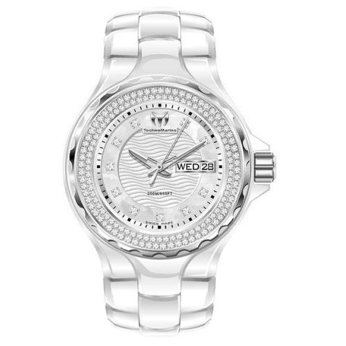 Часы TechnoMarine Cruise Ceramic Diamond TM-111053
