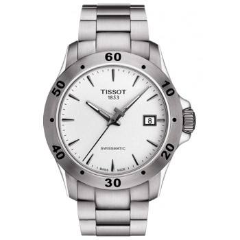 Часы Tissot V8 Swissmatic T106.407.11.031.01