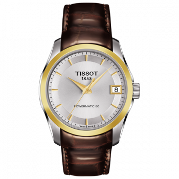 Часы Tissot Couturier Powermatic 80 Lady T035.207.26.031.00
