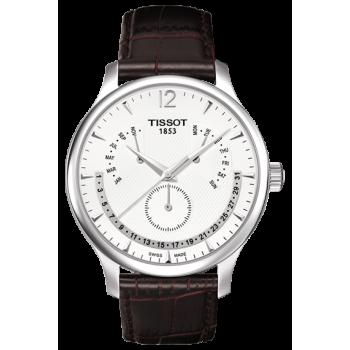 Часы Tissot Tradition Perpetual Calendar T063.637.16.037.00