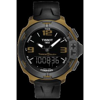 Часы Tissot T-Race Touch Aluminum Quartz T081.420.97.057.06