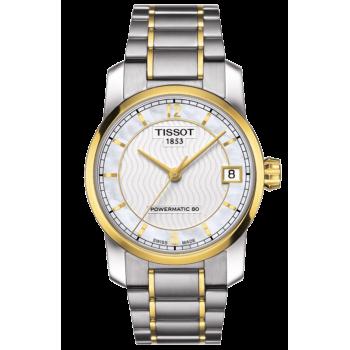 Часы Tissot Titanium Automatic T087.207.55.117.00