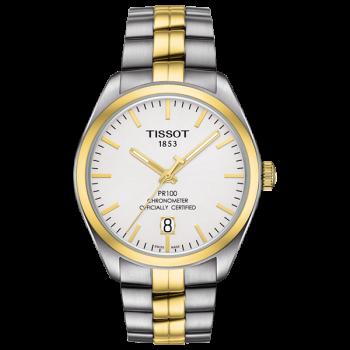 Часы Tissot PR 100 Powermatic 80 COSC T101.408.22.031.00