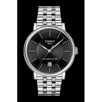 Часы Tissot Carson Powermatic 80 T122.407.11.051.00