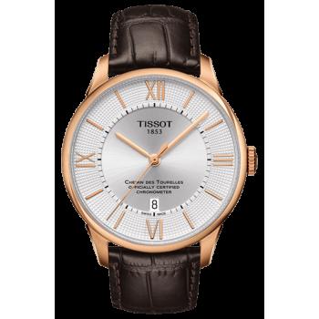 Часы Tissot Chemin Des Tourelles Automatic Gent Cosc T099.408.36.038.00