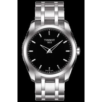 Часы Tissot Couturier Secret Date Gent T035.446.11.051.00
