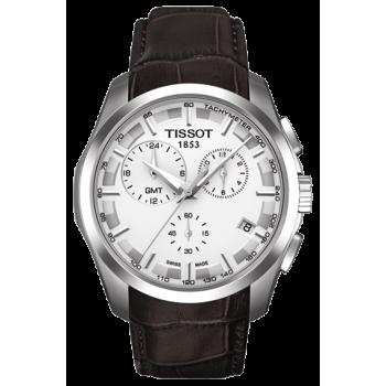 Часы Tissot Couturier Quartz GMT T035.439.16.031.00