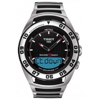 Часы Tissot T-Touch Sailing-Touch T056.420.21.051.00