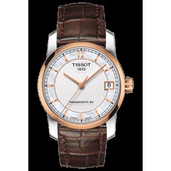 Часы Tissot Titanium Automatic T087.207.56.117.00
