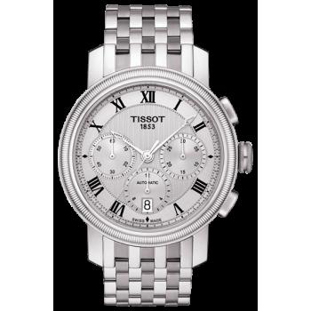 Часы Tissot Bridgeport Automatic Chronograph Valjoux T097.427.11.033.00