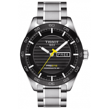 Часы Tissot PRS 516 Automatic Gent T100.430.11.051.00