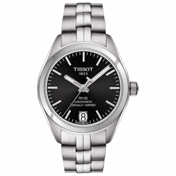 Часы Tissot Pr 100 Powermatic 80 Lady COSC T101.208.11.051.00