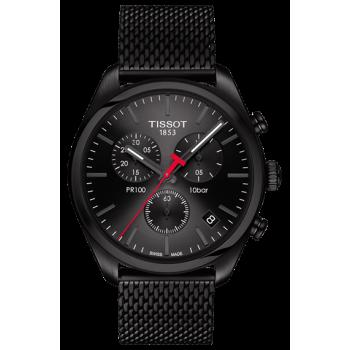 Часы Tissot PR 100 Chronograph T101.417.33.051.00