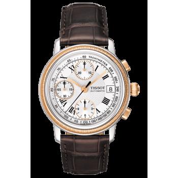 Часы Tissot Bridgeport Chronograph T71.1.467.13